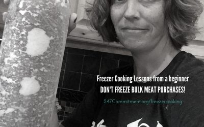 Fire Family Freezer Cooking