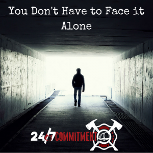 You Don't Have to Face it Alone