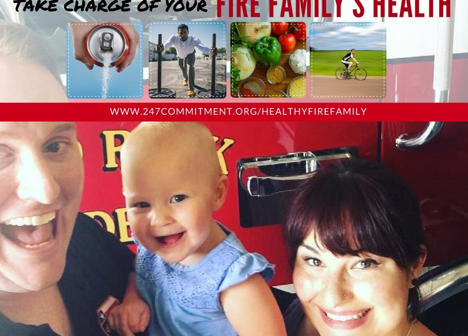 Your Fire Family's Health:  Can you fix a bad mood?