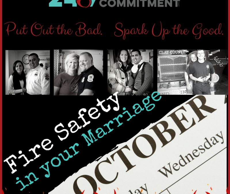 Marriage Fire Safety Month Wrap Up