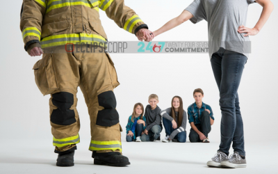 Firefighter Family Photos You'll Cherish For Generations