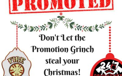 The Promotional Process Stole Our Christmas