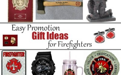 Easy Promotion Gift Ideas for Firefighters