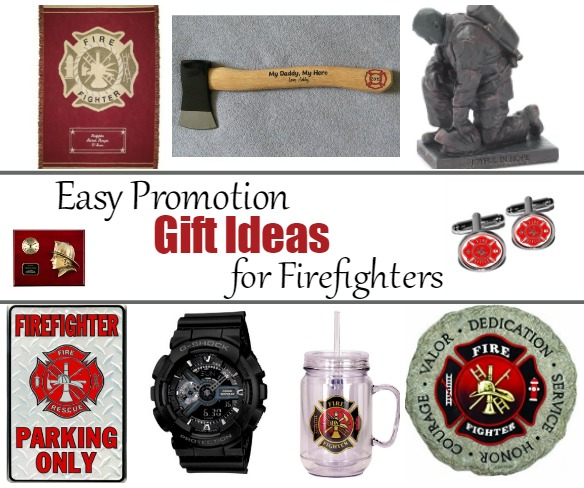 Easy Gift Ideas for Firefighters