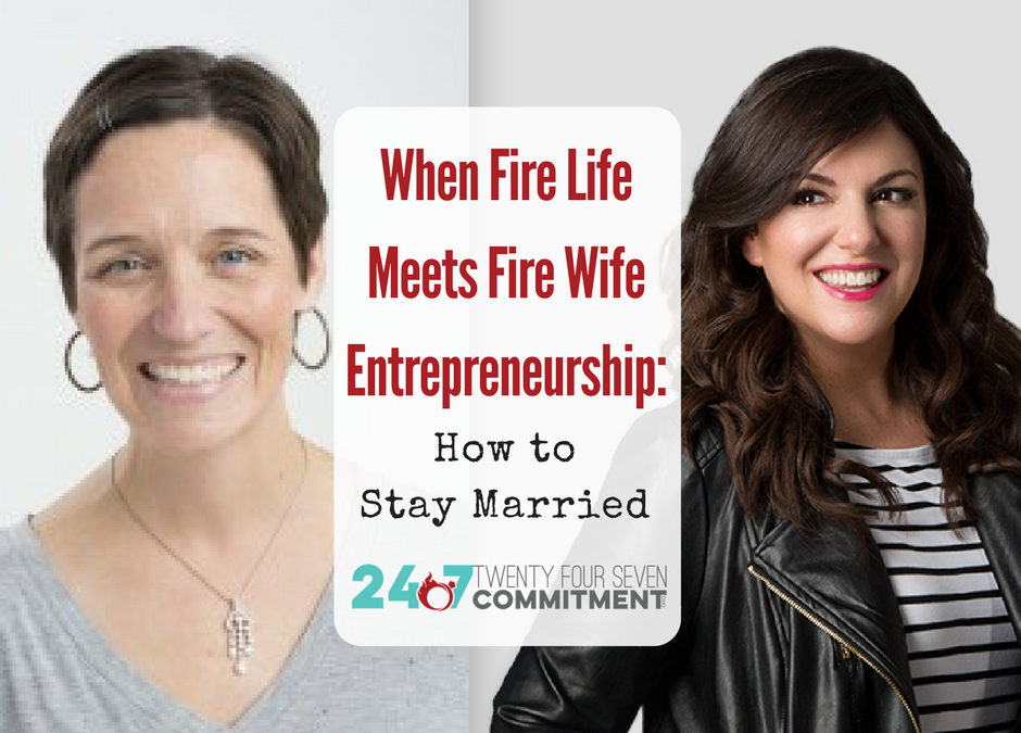 When Fire Life Meets Fire Wife Entrepreneurship: how to stay married