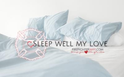 Sleep Well My Love