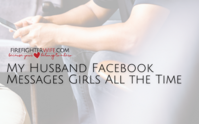 My Husband Facebook Messages Girls All the Time